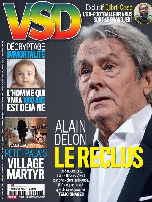 VSD 1992 - 29 Octobre au 4 Novembre 2015