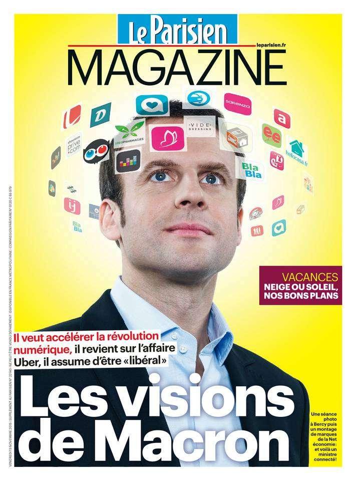Le Parisien Magazine - 13 Novembre 2015