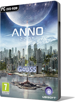 [PC] Anno 2205 - Gold Edition (2015) - ENG
