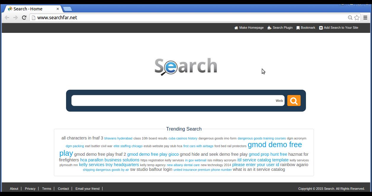 Remove Searchfar.net