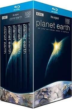 BBC Planet Earth - Yeryüzü - 2006 BoxSet BluRay 1080p DuaL MKV indir