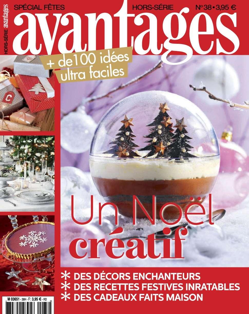 Avantages Hors-Série 38 - Spécial Noël 2015