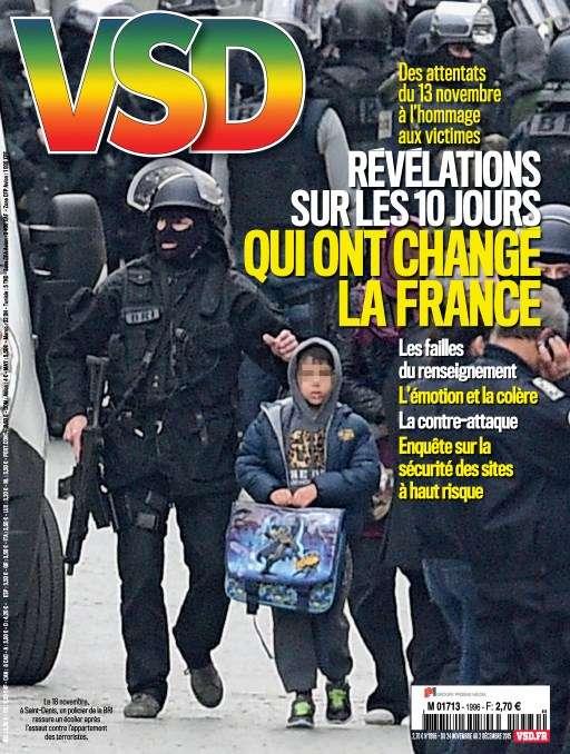 VSD 1996 - 24 au 30 Novembre 2015