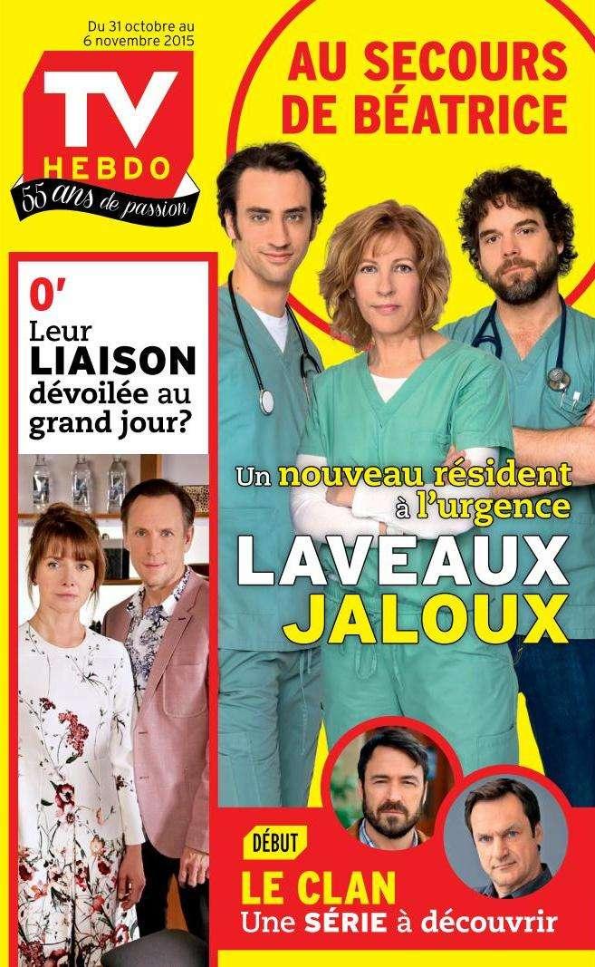 TV Hebdo - 31 Octobre au 6 Novembre 2015