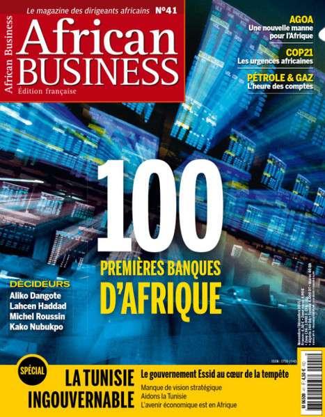 African Business 41 - Novembre-Décembre 2015