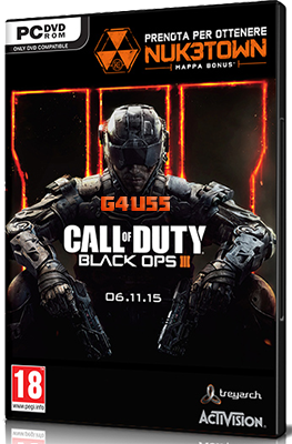 [PC] Call of Duty: Black Ops III Incl. All DLCs (2015) - FULL ITA