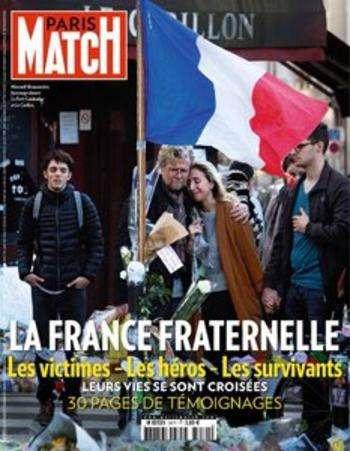 Paris Match - 26 Novembre au 2 Décembre 2015