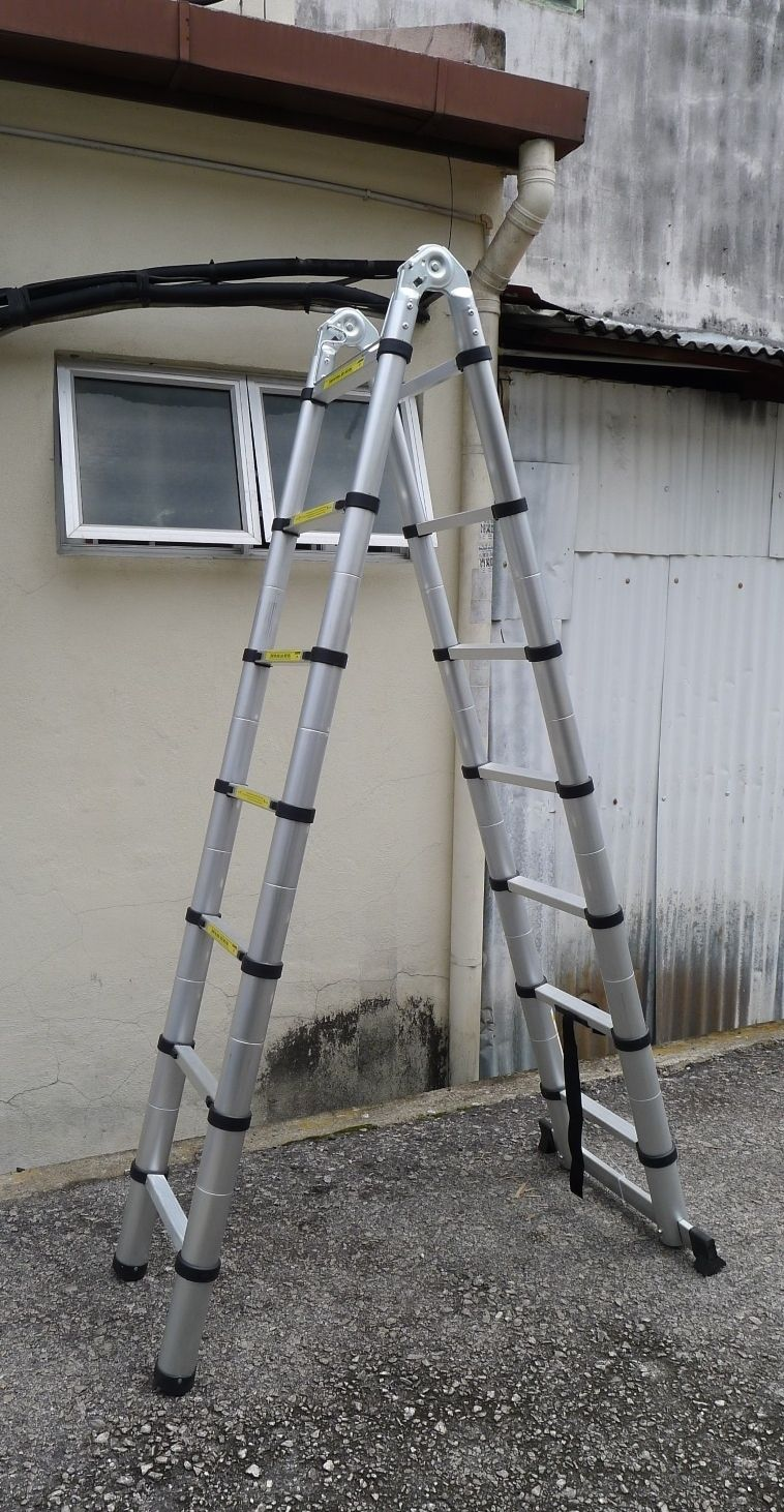 Telescopic Ladder 15ft