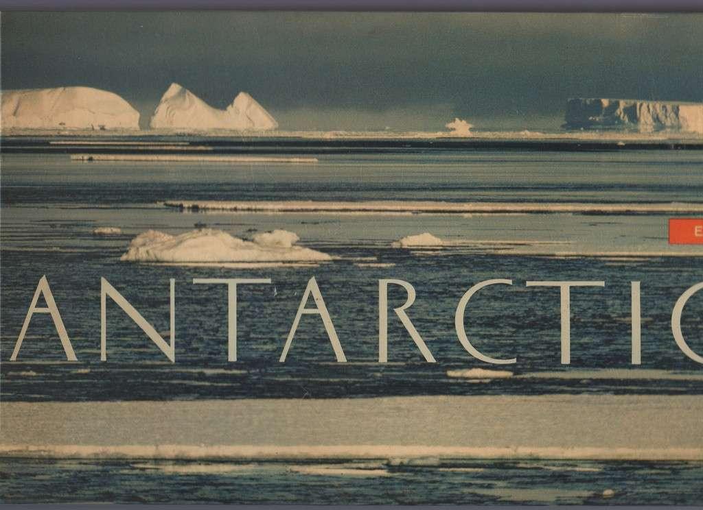 Antarctica;: [a photographic survey, Schulthess, Emil