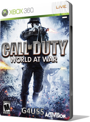 [XBOX360] Call of Duty: World at War (2008) - FULL ITA