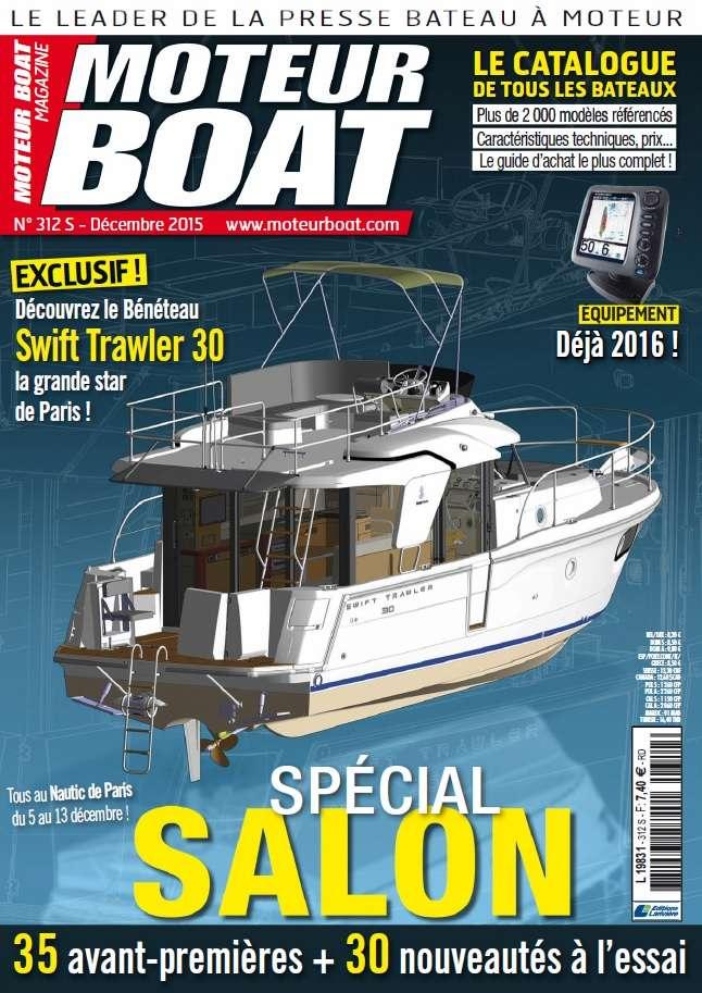 Moteur Boat - Decembre 2015