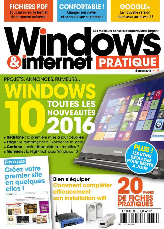 Windows & Internet Pratique - Février 2016