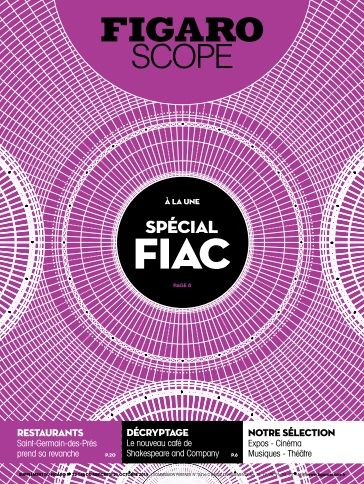 Le Figaroscope - 21 October 2015