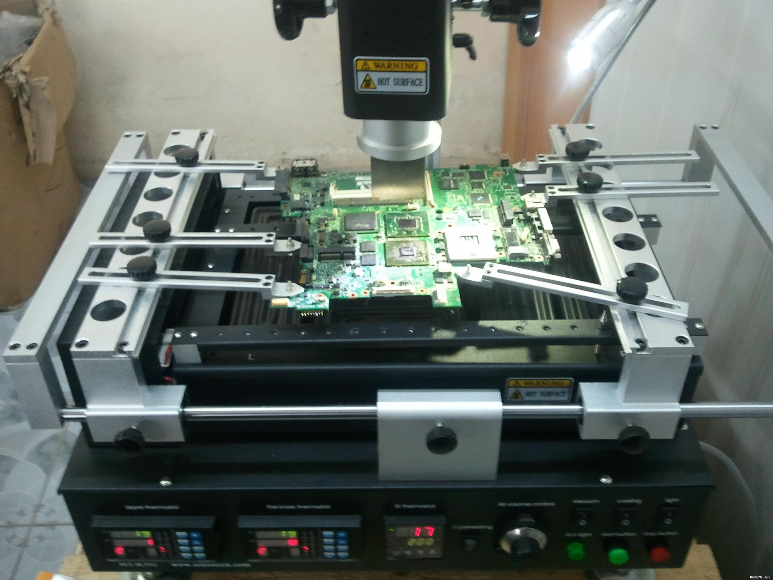 Trung tâm sửa chữa, thay thế linh kiện laptop, macbook giá rẻ