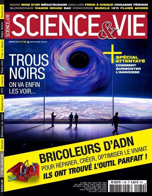 Science & Vie 1180 - Janvier 2016