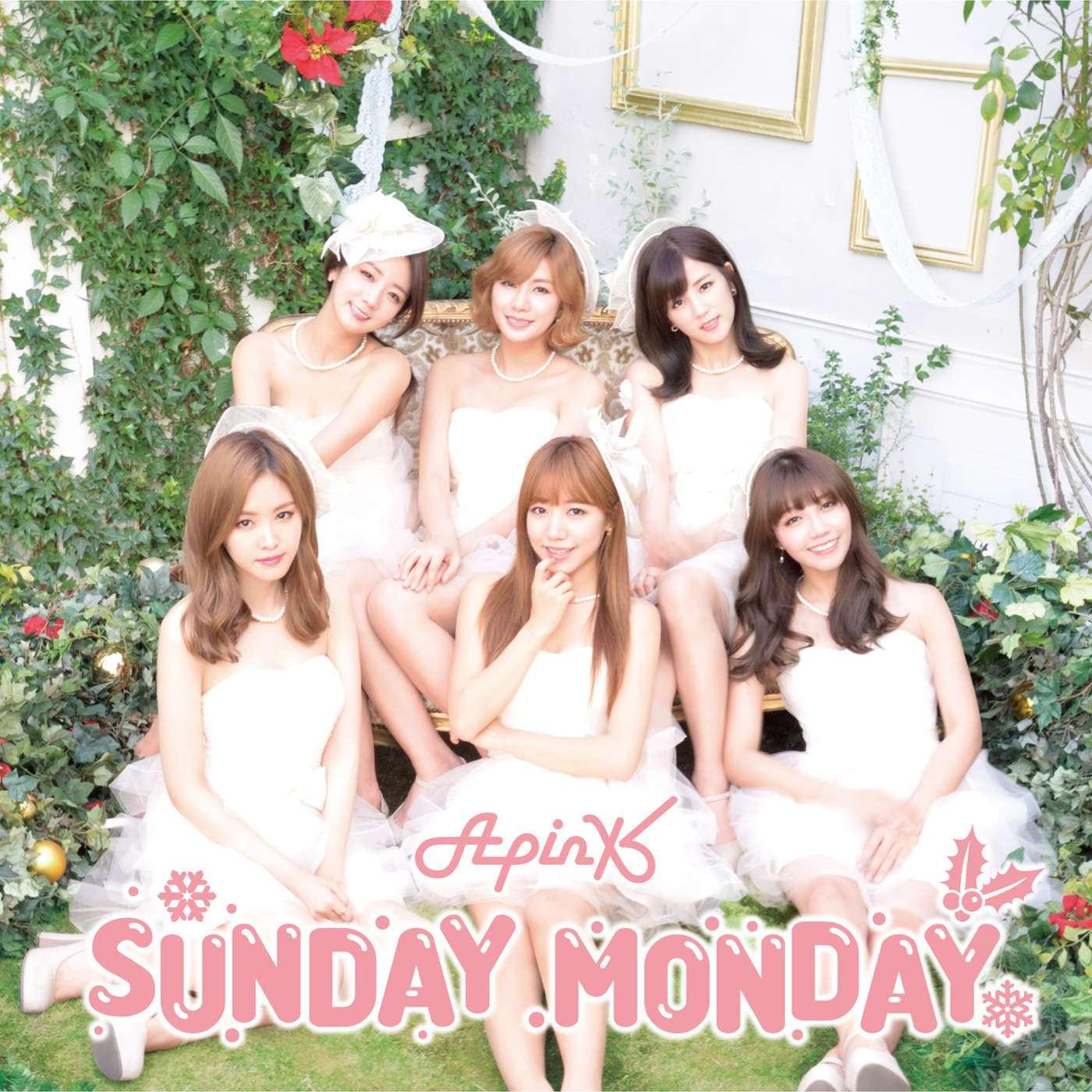 Apink – Sunday Monday (Japanese Version) K2Ost free mp3 download korean song kpop kdrama ost lyric 320 kbps