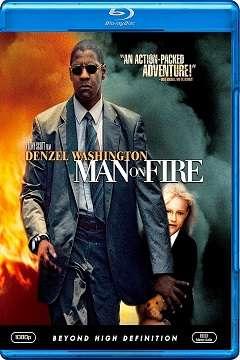 Gazap Ateşi - Man on Fire - 2004 BluRay (720p - 1080p) DuaL MKV indir