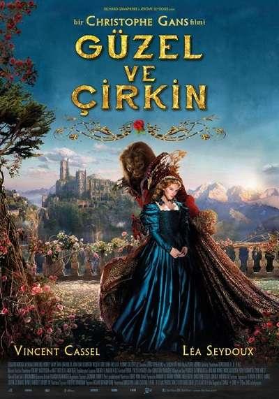 Güzel ve Çirkin - Beauty and The Beast - 2014 Türkçe Dublaj MKV indir