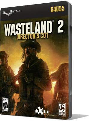 [PC] Wasteland 2: Director's Cut - Update 2 to 6 (2015) - SUB ITA