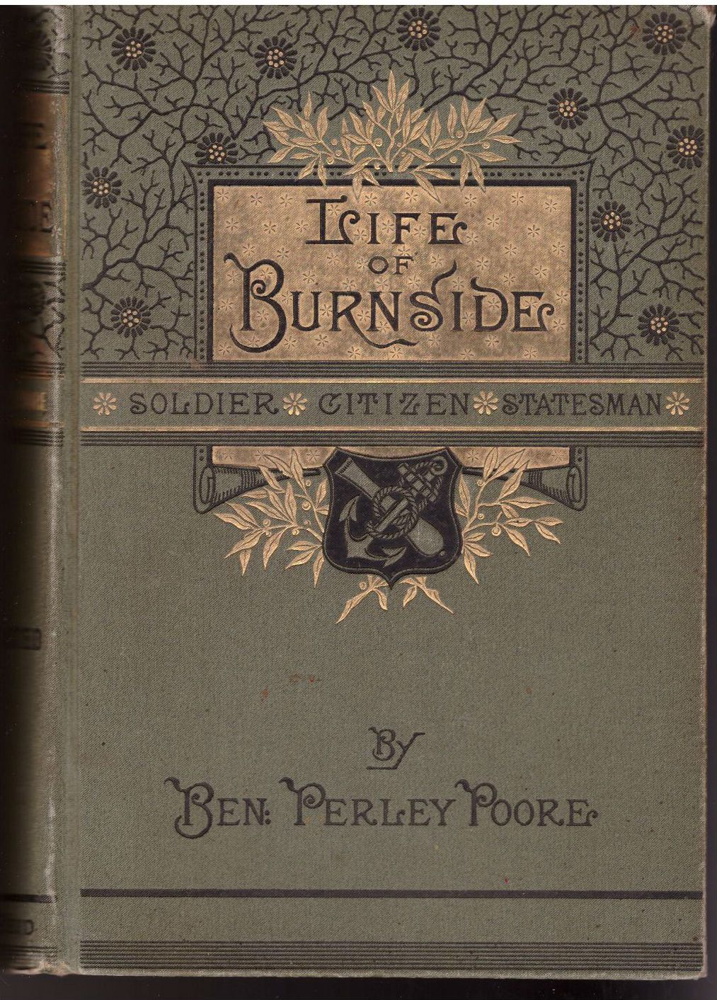 Life of Burnside, Poore Perley
