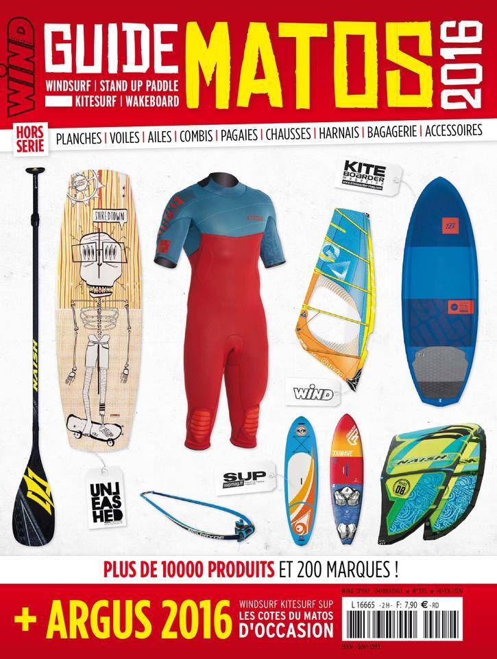 Wind Magazine Hors Serie 2 - Guide Matos 2016