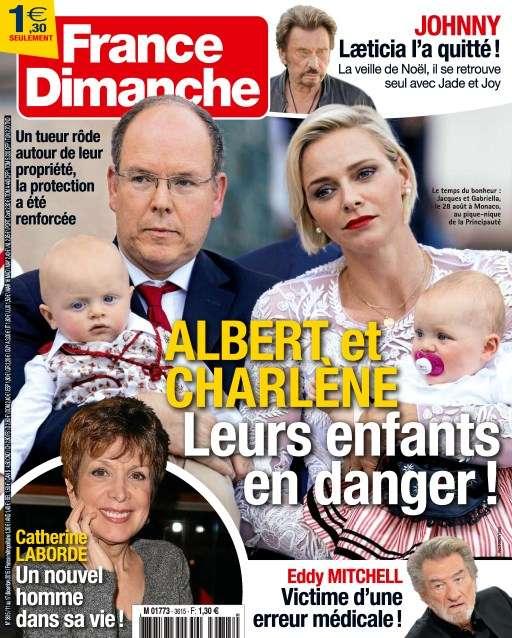 France Dimanche 3615 - 11 au 17 Décembre 2015