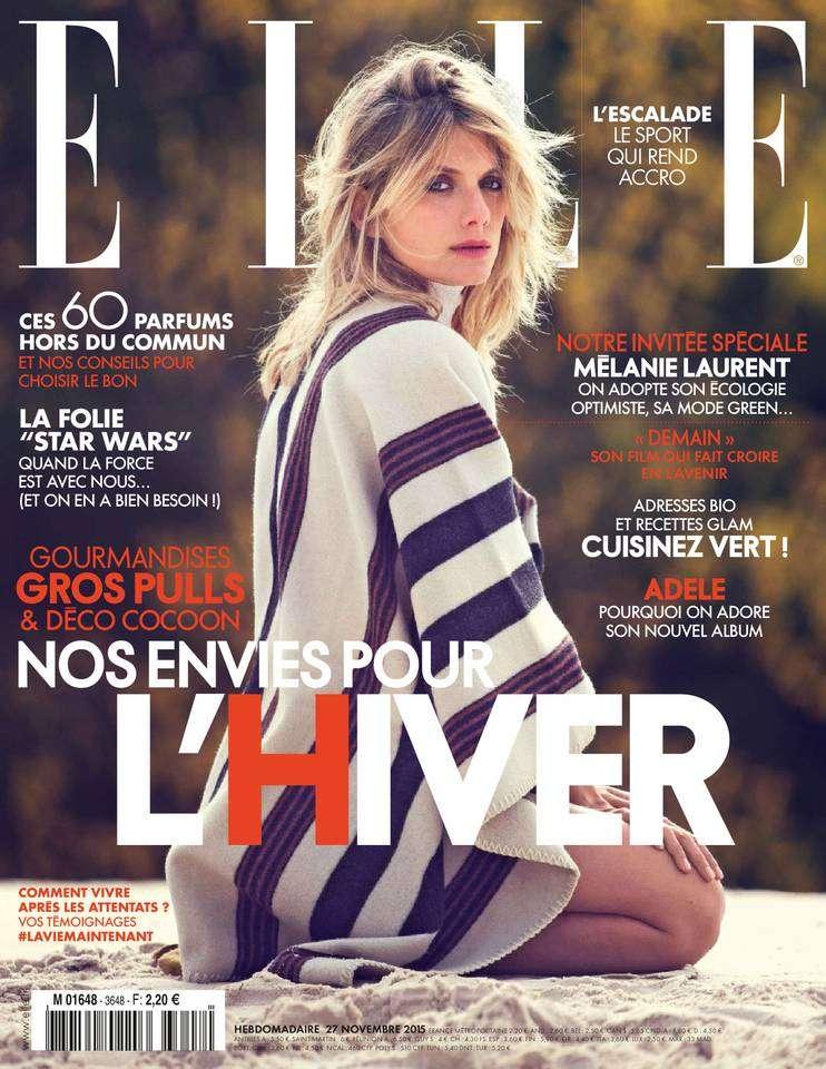 Elle France 3648 - 27 Novembre au 3 Décembre 2015