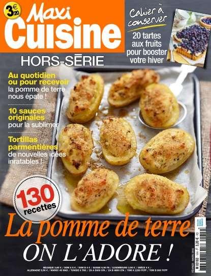 Maxi Cuisine Hors-Série 14- Février/Mars 2016