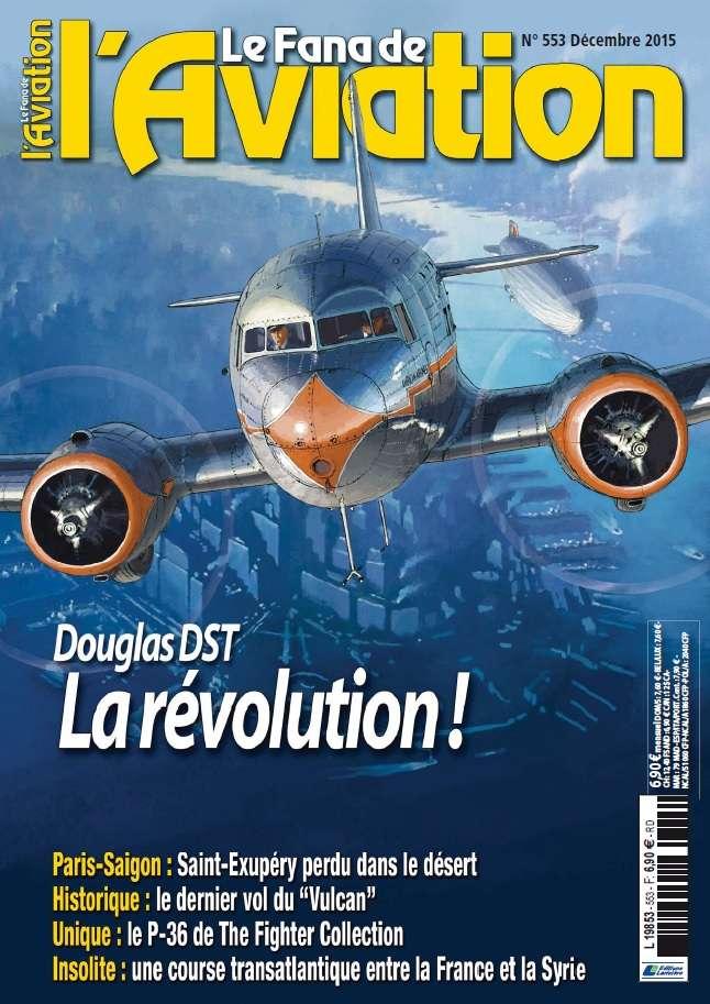 Le Fana de l'Aviation 553 - Décembre 2015