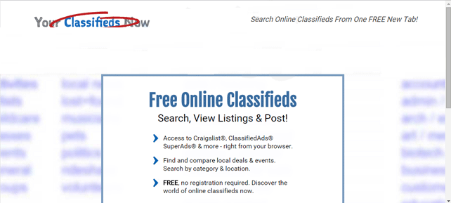 Get Rid Of Your Classifieds Now