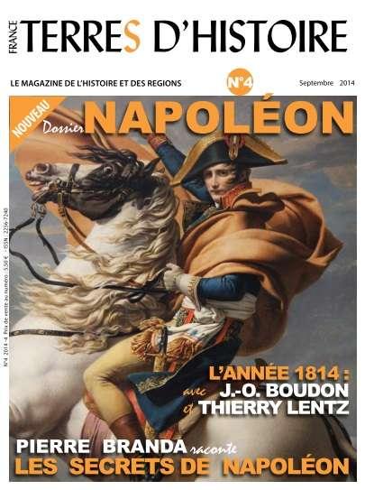 France Terres d'Histoire 4 - Septembre 2014