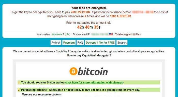 Verwijder CryptoWall 3,0