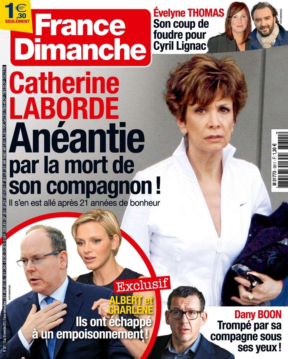 France Dimanche 3611 - 13 au 19 Novembre 2015