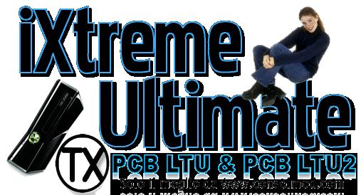 Modifica iXtremeUltimate invisibile sul Live ora anche sulle XBOX360 Slim con Mfr Date superiore al 15/08/2011 grazie al nuovo LTU Pcb Xecuter - Offerta imbattibile con soli 89€ estrazione DVDKEY e fcrt.bin via JTAG RGH e LTU Pcb Xecuter originale, tutto incluso, in 24 ore riconsegna console pronta per godersela sul Live con le proprie copie di Backup in tutta sicurezza!