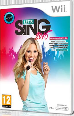 [WII] Let's Sing 2016 (2015) - SUB ITA