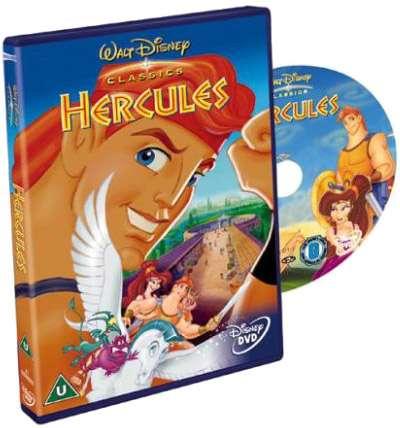 Hercules (1997) DVD9 Copia 1:1 Multi Ita