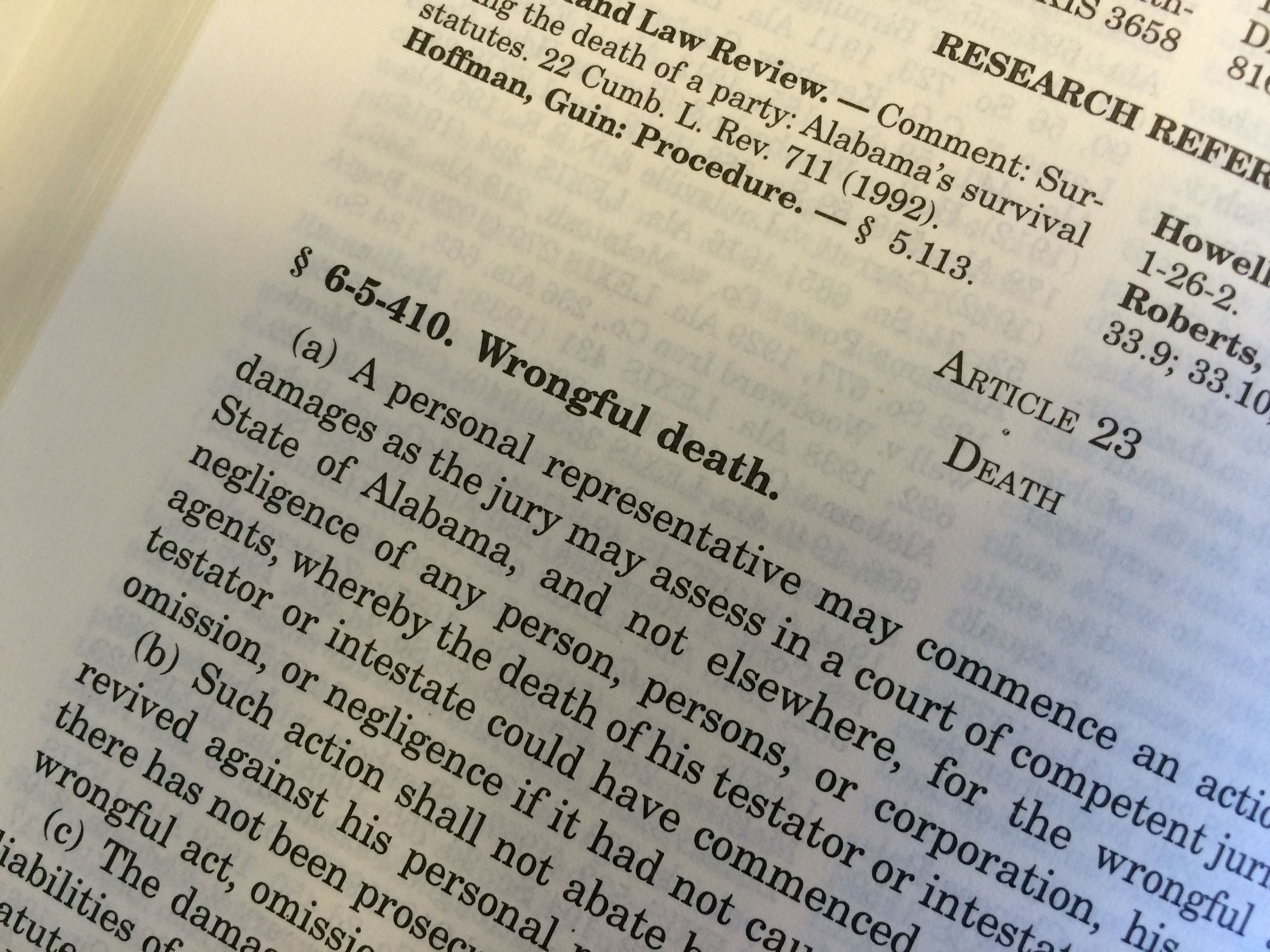 SAN DIEGO Wrongful Death LAWYER