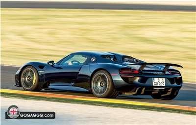 Porsche ატმოსფერული ძრავების გამოყენებას გააგრძელებს