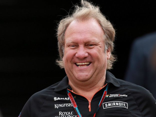Bob Fernley Force India  Team rejected Marrussia Proposal