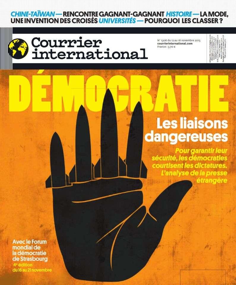 Courrier International 1306 - 12 au 18 Novembre 2015