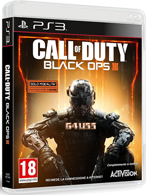 [PS3] Call of Duty: Black Ops III - Awakening DLC (PSN)(2016) - FULL ITA