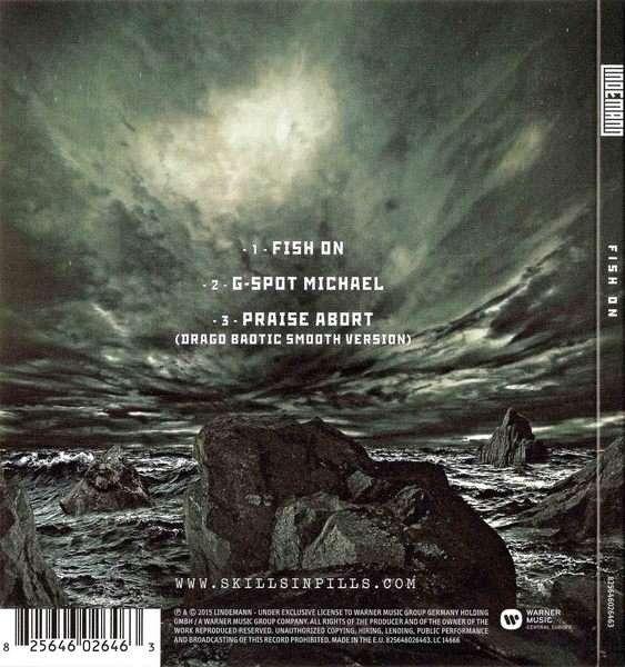 Lindemann Fish On Ep Digipak Edition 2015