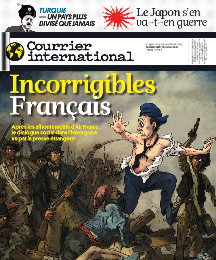 Courrier International 1302 - 15 au 21 Octobre 2015
