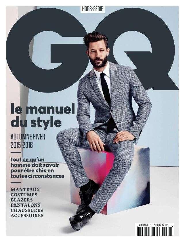 GQ Le Manuel du Style 7 - Automne-Hiver 2015-2016