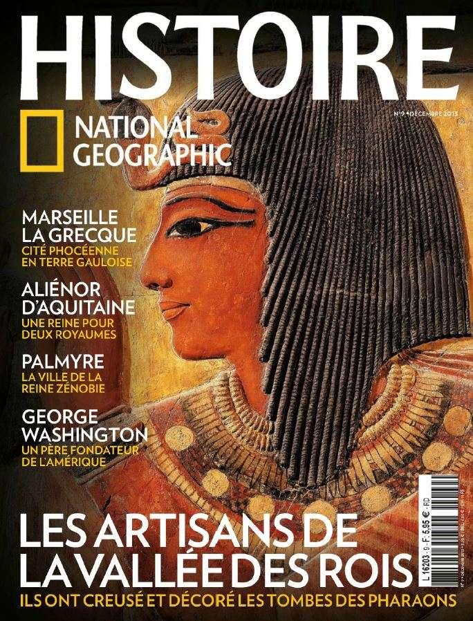 Histoire National Geographic 9 - Décembre 2013