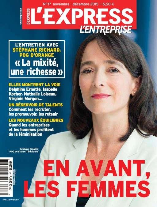L'Express Hors-Série L'Entreprise 17 - Novembre-Décembre 2015