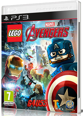LEGO Marvel's Avengers DOWNLOAD PS3 ITA (2016)