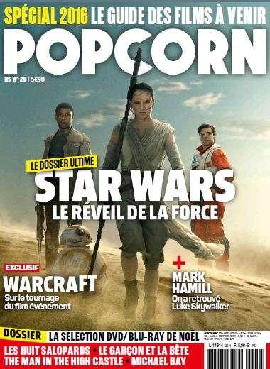 Popcorn Hors-Serie 20 - Decembre 2015