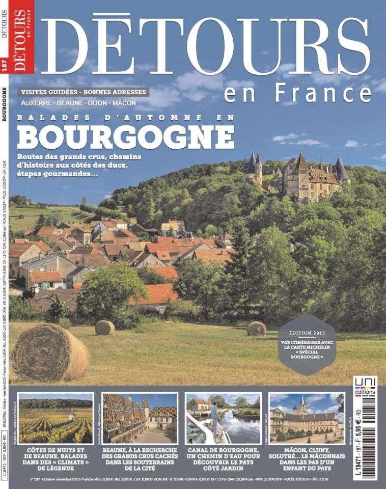 Détours en France 187 - Octobre-Novembre 2015