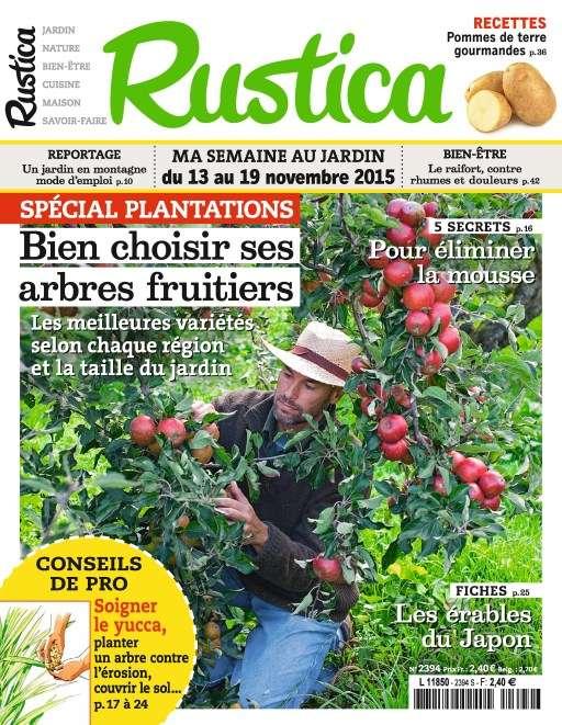 Rustica 2394 - 13 au 19 Novembre 2015